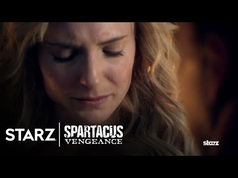 Spartacus: Vengeance | Episode 9 Clip: Empty In Your Regard | STARZ Ep.
