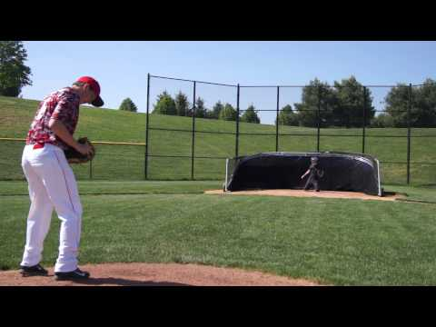 Ryan Jordan, May 14, 2015  Pitching Session