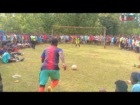 Singhair Sporting Club Vs Remix DJ Sporting Club //Badgawn Football Penalty //Agnes Bara