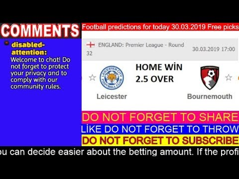 football-predictions-for-today-30.03.2019-free-picks