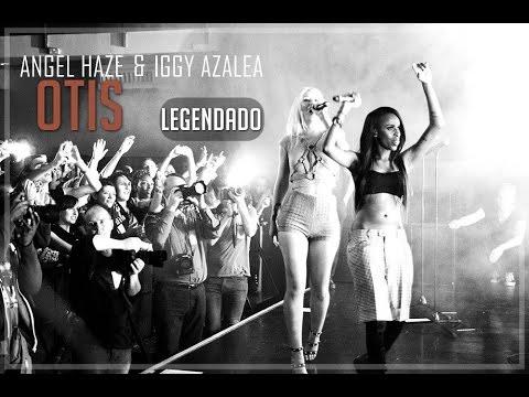 Angel Haze - Otis (Freestyle) Feat. Iggy Azalea (Legendado)