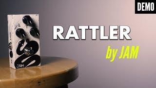 JAM Pedals Rattler DIstortion - JayLeonardJ