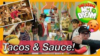 Download NCT DREAM (엔시티 드림) - 'Hot Sauce (맛)' MV Reaction 뮤직비디오 리액션