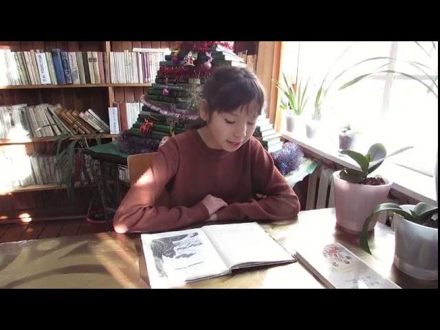 Изображение предпросмотра прочтения – ЕвгенияСыгырта читает произведение «Полярники» А.Ф.Членова