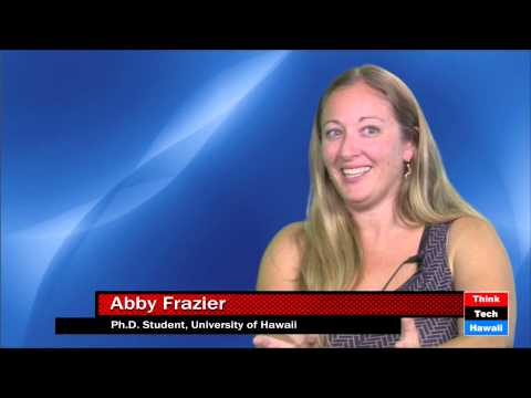 Mapping Hawaii's Water Resources with Abby Frazier