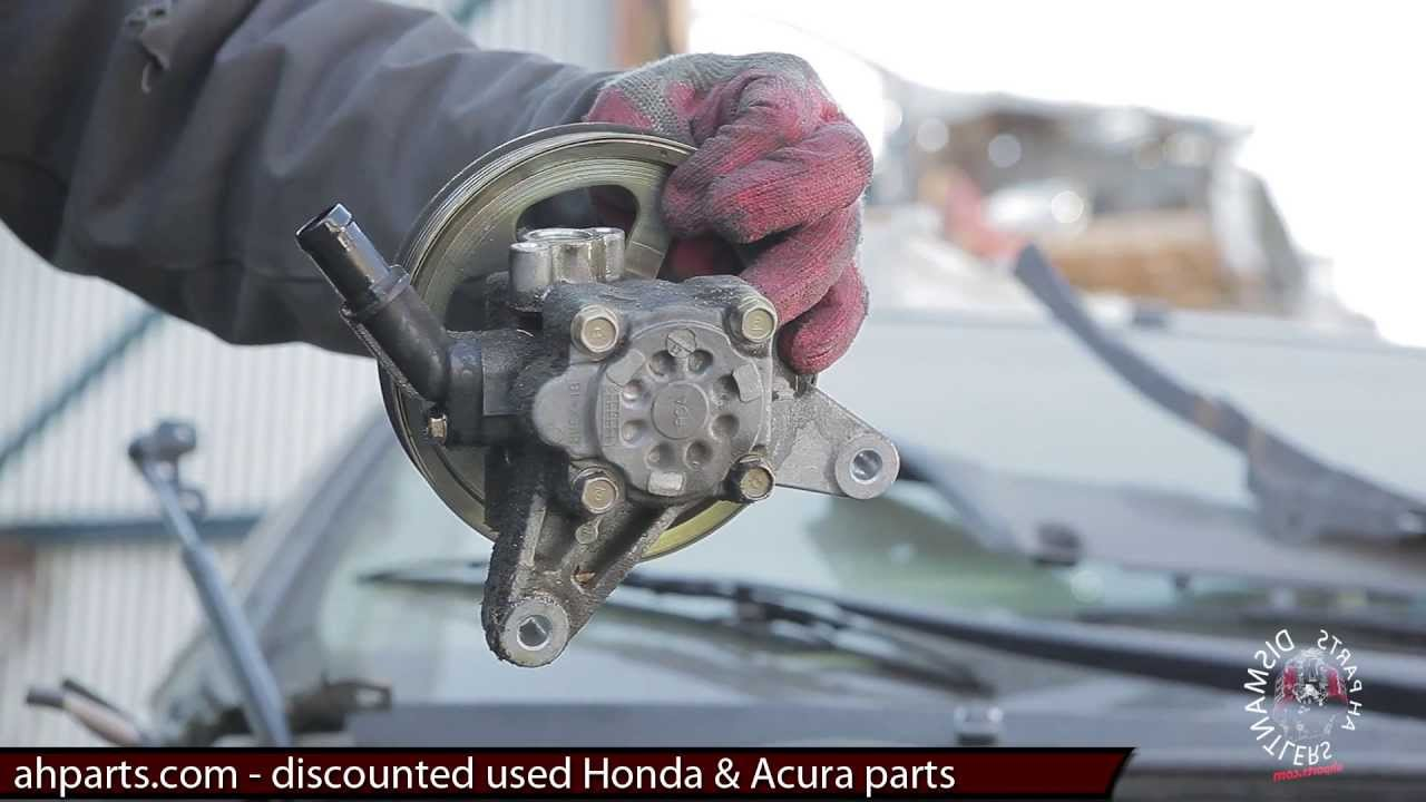 How to replace 2003 2004 2005 2006 2007 Honda Accord Power