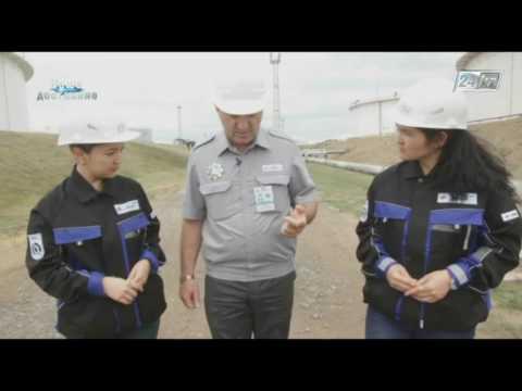 Наше достояние. Павлодарский нефтехимический завод
