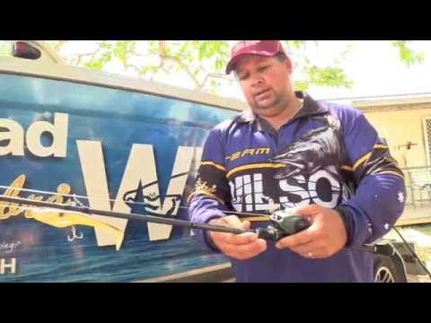 Venom Barra Rods With Troy Dixon