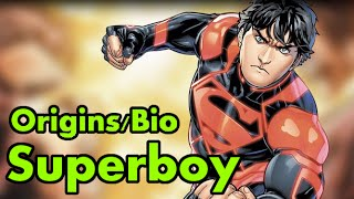 Origins/Bio Superboy (New 52) Where Are They Now?
