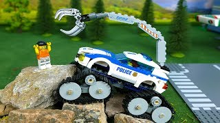 Download LEGO Experimental Cars fire truck police cars and trucks Video for Kids Mp3 and Videos