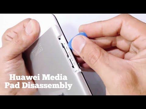 Huawei Mediapad T1 Disassembly Urdu/Hindi