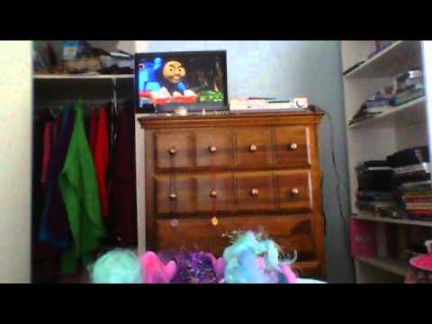 Twilight Sparkle and Friends watch Blue Mountain Mystery Part 1