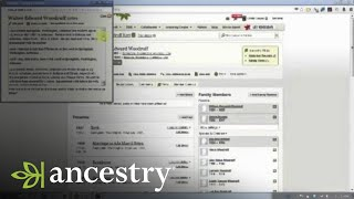Write It Down: Tips for Recording Family History | Ancestry