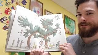 "Teacher Connor Reads ""The Night Gardener"""