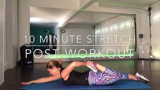 Full Body Stretch (10 minutes) | AFTER WORKOUT