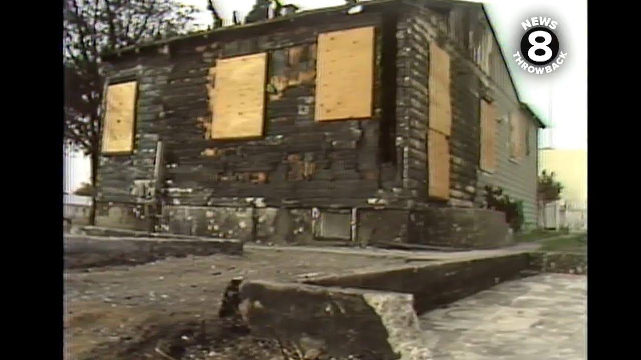 October 1978: North Park, San Diego, one month after PSA Flight 182 crash