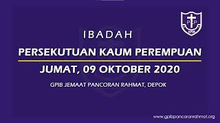 Oktober 09, 2020 - PKP - Belajar Dari Keteladanan Paulus: Setia dan Bersih Dalam Karya Layan