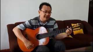 Teknik Dasar Bermain Gitar Akustik