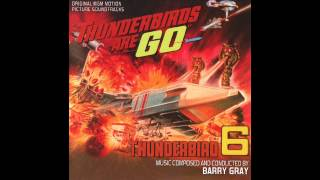 Thunderbirds Are Go! | Soundtrack Suite (Barry Gray)