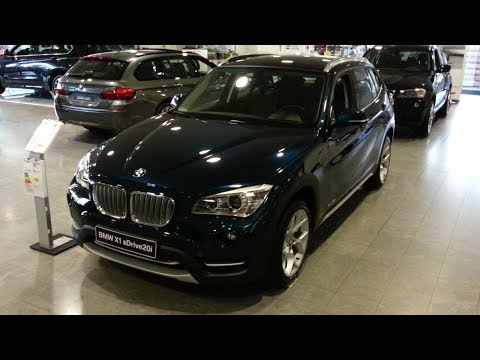 BMW X1 2014 In depth review Interior Exterior