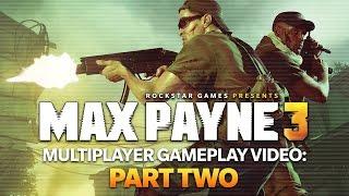 Max Payne 3 - Gameplay Walkthrough - Part 2 - Chapter 1 (X360/PS3/PC) [HD]