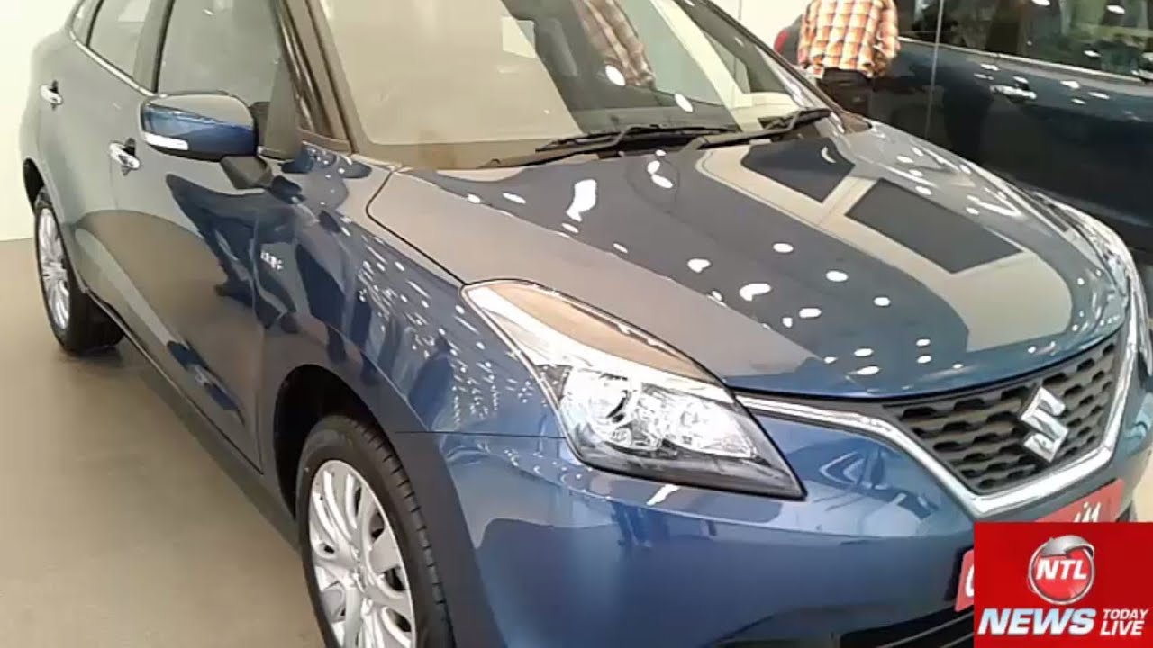 All Types baleno car images : Maruti Suzuki Baleno मारुति सुज़ुकी बलीनो कार ...