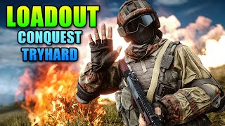 Loadout - Conquest Tryhard | Battlefield 4 Carbine Gameplay