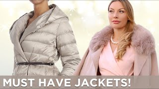 6 Elegant Fall Jackets Every Woman Should Own!