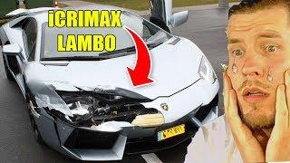 iCRIMAX will keinen Lamborghini mehr Oo.