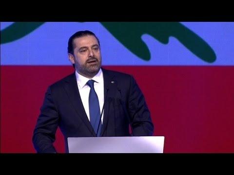 Liban: Hariri inflexible sur l'arsenal du Hezbollah