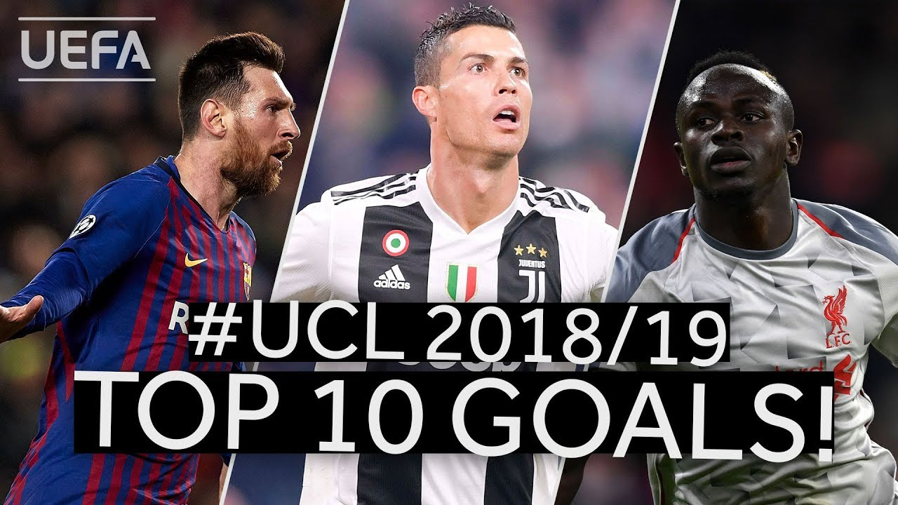 Top Goal Scorer In Champions League 2018