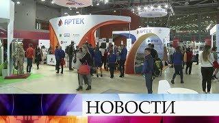 Дмитрий Медведев провел Всероссийский открытый урок для школьников.