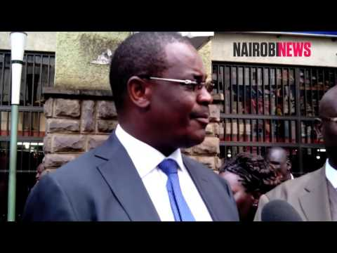 Kidero firm on safety before Hazina Trade Centre is expanded