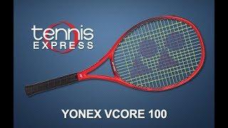 YONEX V-Core 100 Tennis Racquet Review | Tennis Express