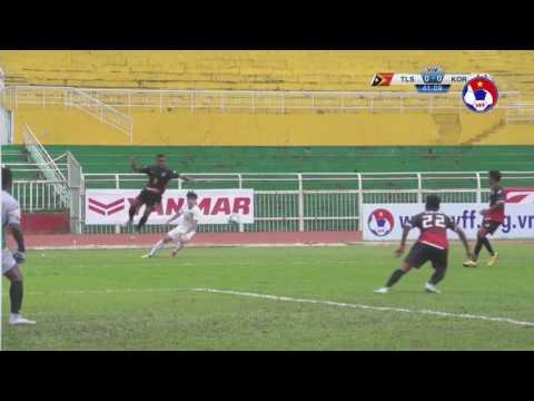[HIGHLIGHT]  South Korea U23 vs Timor Leste U23