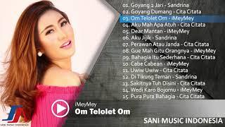 Download Kolaborasi Lagu Terbaik Dari Sandrina, Cita Citata & iMeyMey 2018 Mp3