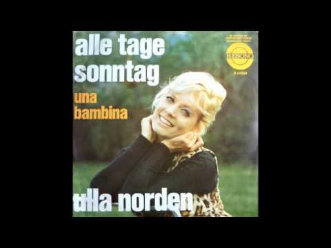 ULLA NORDEN - ALLE TAGE SONNTAG