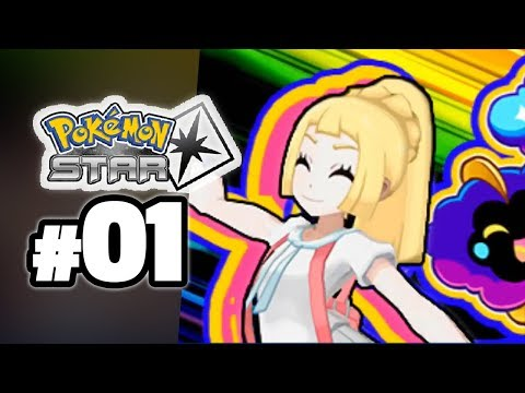 WHAT IS THIS GAME... - Pokemon Star 3DS Rom Hack Part 1