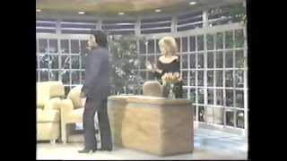 James Brown on The Late Show With Joan Rivers 1986