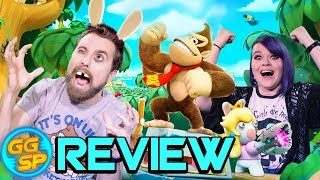 Mario + Rabbids Kingdom Battle: Donkey Kong Adventure | Game Review