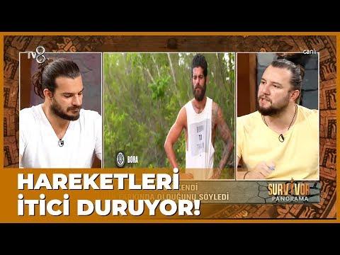 İhsan'dan Bora Hakkın İlginç Yorum - Survivor Panorama 126. Bölüm