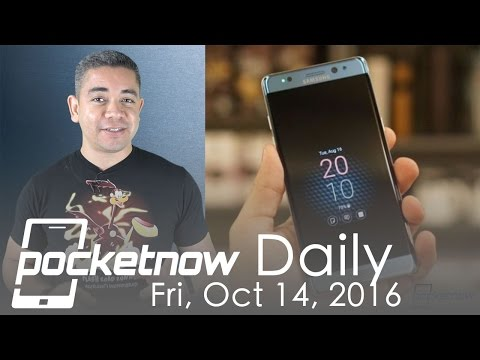 Samsung Galaxy Note 7 banned by DOT, Apple Watch Nike+ & more - Pocketnow