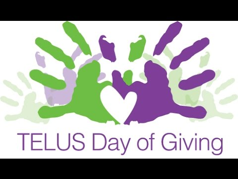 TELUS Day of Giving teaser, Sofia and Bucharest, 2014 - YouTube