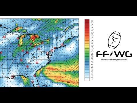 NFL Week 14 Weather Forecast