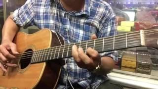 Giọng Ca Dĩ Vãng - Cover guitar