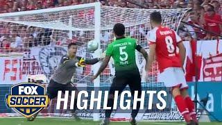 Video Gol Pertandingan Mainz FC vs Hannover 96