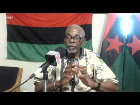 No Tears for France Africa Live with Omali Yeshitela