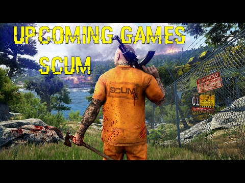 Scum 12 Minutes Of Gameplay So Far New Open World Surv