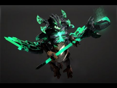 dota 2 store harbinger of the inauspicious abyss set outworld