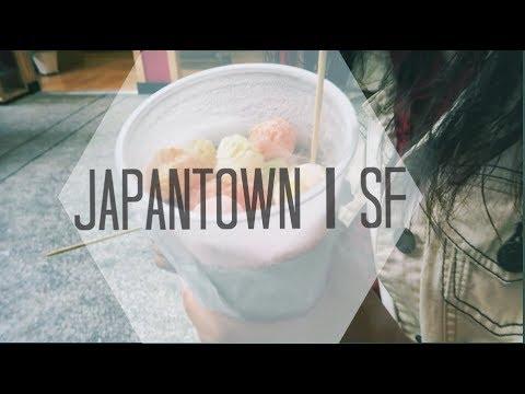 Japantown   SF vlog